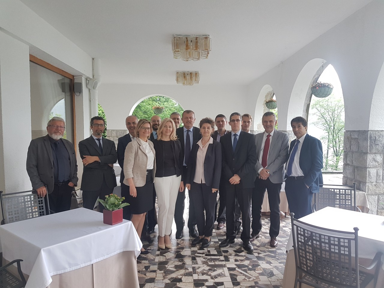 16 SG MEETING, MAY 2018, BLED, SLOVENIA