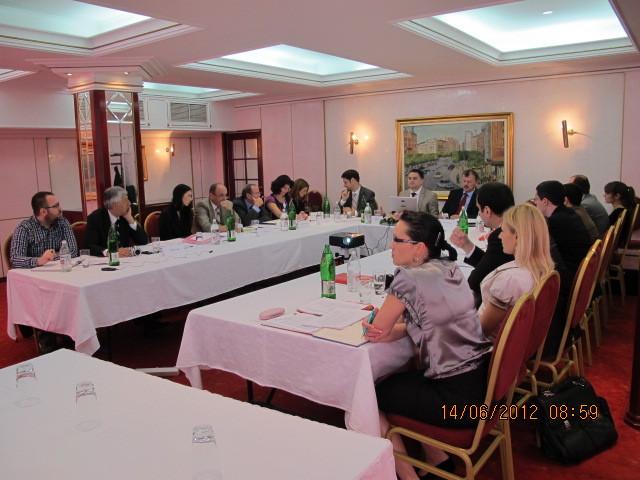 4TH SG MEETING BELGRADE
